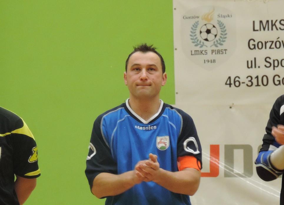 Grzegorz Włoch trenerem Start-u Dobrodzień