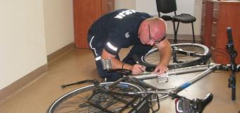 Policja walczy ze złodziejami rowerów