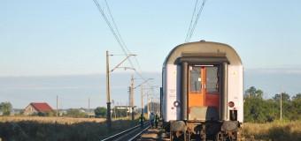 25-latek śmiertelnie potrącony przez pociąg