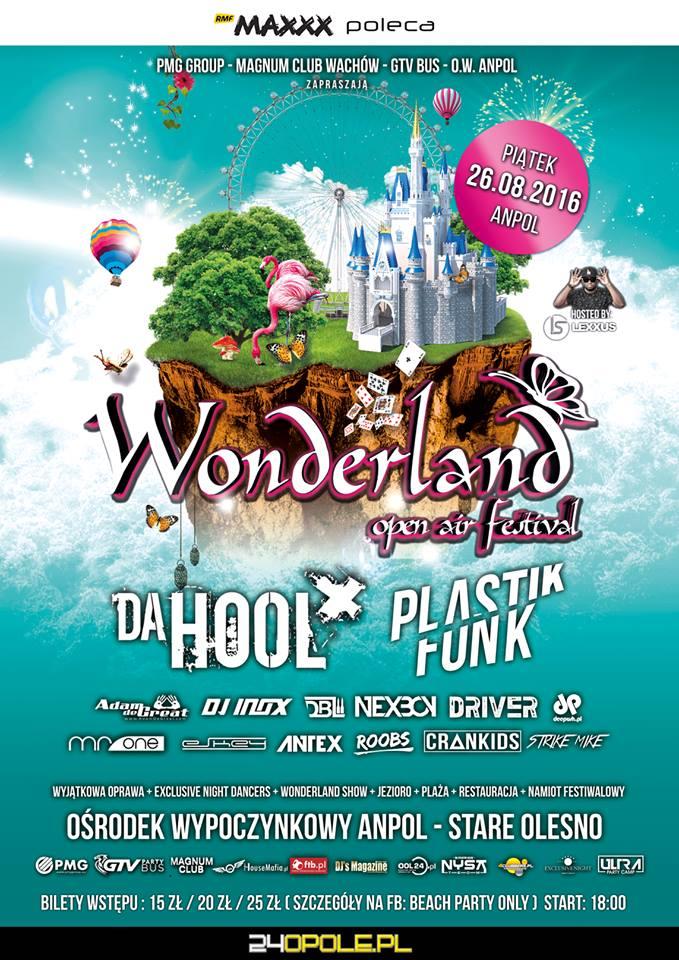 Wonderland – Anpol – Stare Olesno