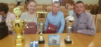 Olescy uczniowie z sukcesami walczą o krew