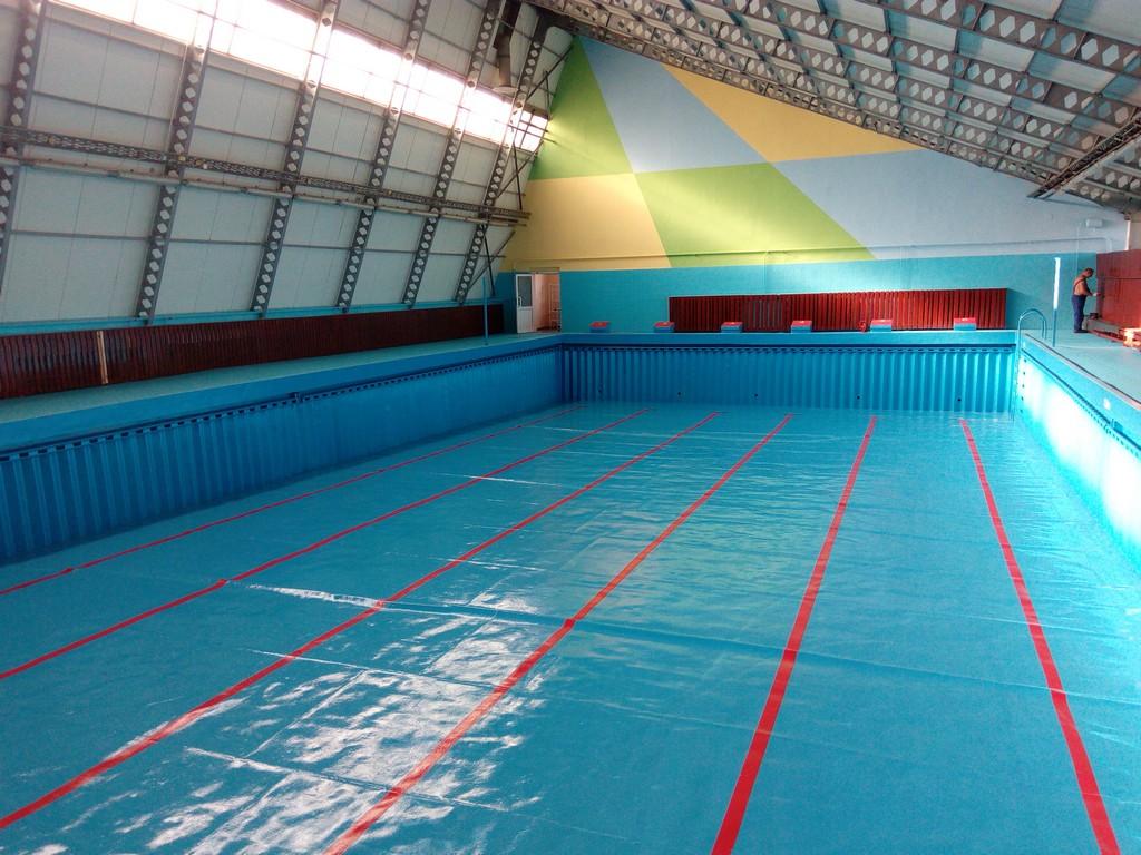 Nowa wersja praszkowskiej pływalni