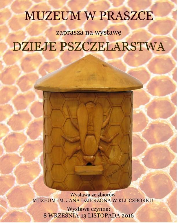 Dzieje pszczelarstwa – Muzeum w Praszce