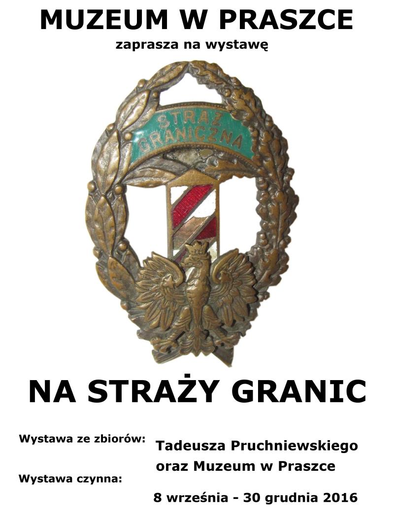 Na straży granic – Muzeum w Praszce