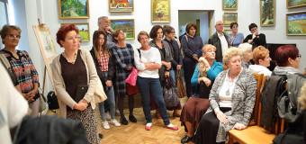 Wernisaż prac 18 malarzy w Oleśnie