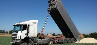 Kierowca ciężarówki śmiertelnie porażony przez prąd