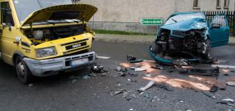 Nadmierna prędkość przyczyną wypadku