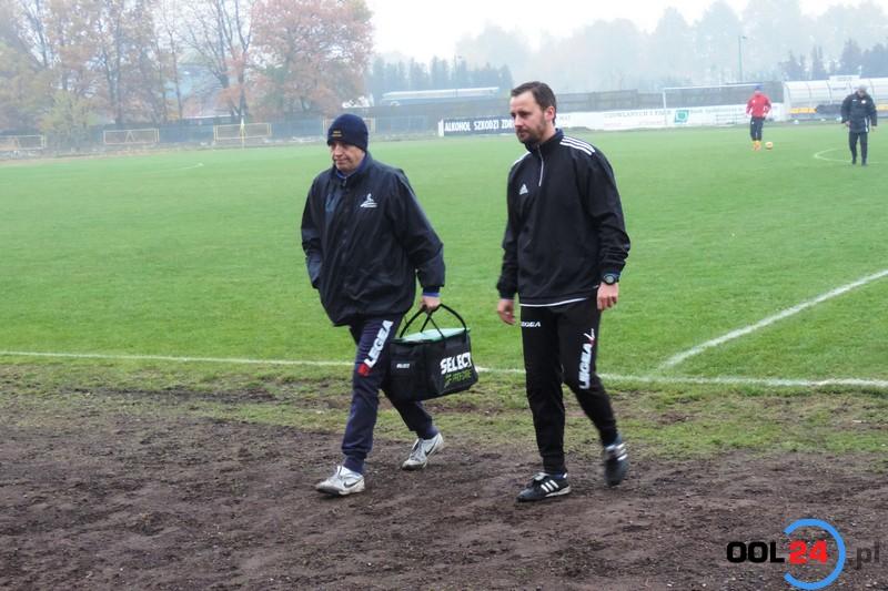 Grzegorz Krawczyk nie jest już trenerem OKS-u Olesno!
