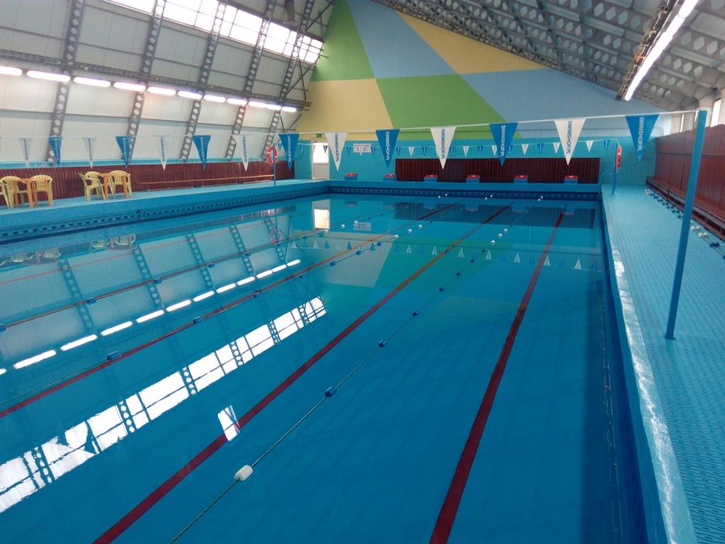 Pływalnia w Praszce znów otwarta