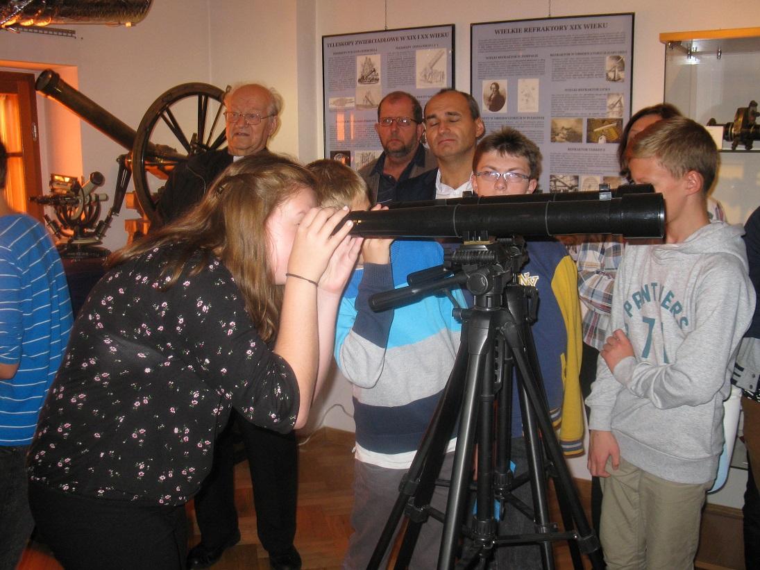 Kosmiczna wystawa w oleskim muzeum