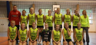Rusza siatkarski sezon w wykonaniu zespołów M-GOKiS Praszka
