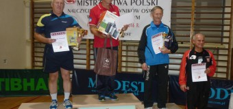 Edmund Olszowy wicemistrzem Polski