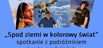 Oleska Biblioteka Publiczna zaprasza na spotkanie autorskie