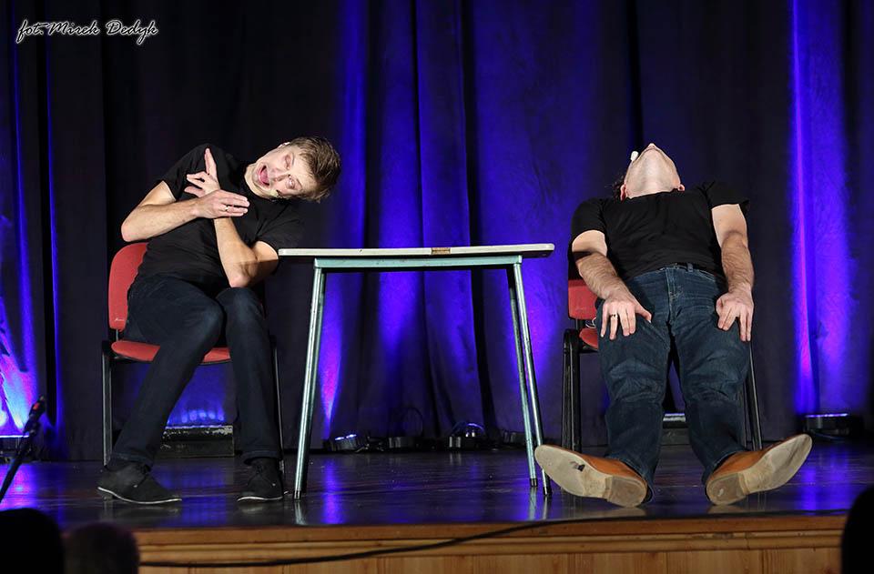 Kabaret Smile rozśmieszył oleską publiczność