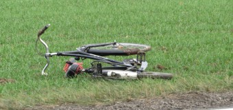 Rowerzysta śmiertelnie potrącony w Grodzisku