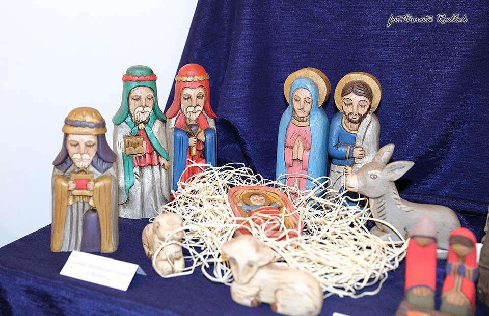 Wyjątkowa świąteczna wystawa w oleskim muzeum