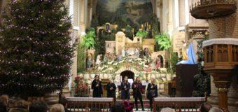 Tradycyjne nabożeństwo kolędowe w Borkach Wielkich