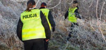 Leżał na śniegu około godziny. 64-letni mieszkaniec Praszki uratowany