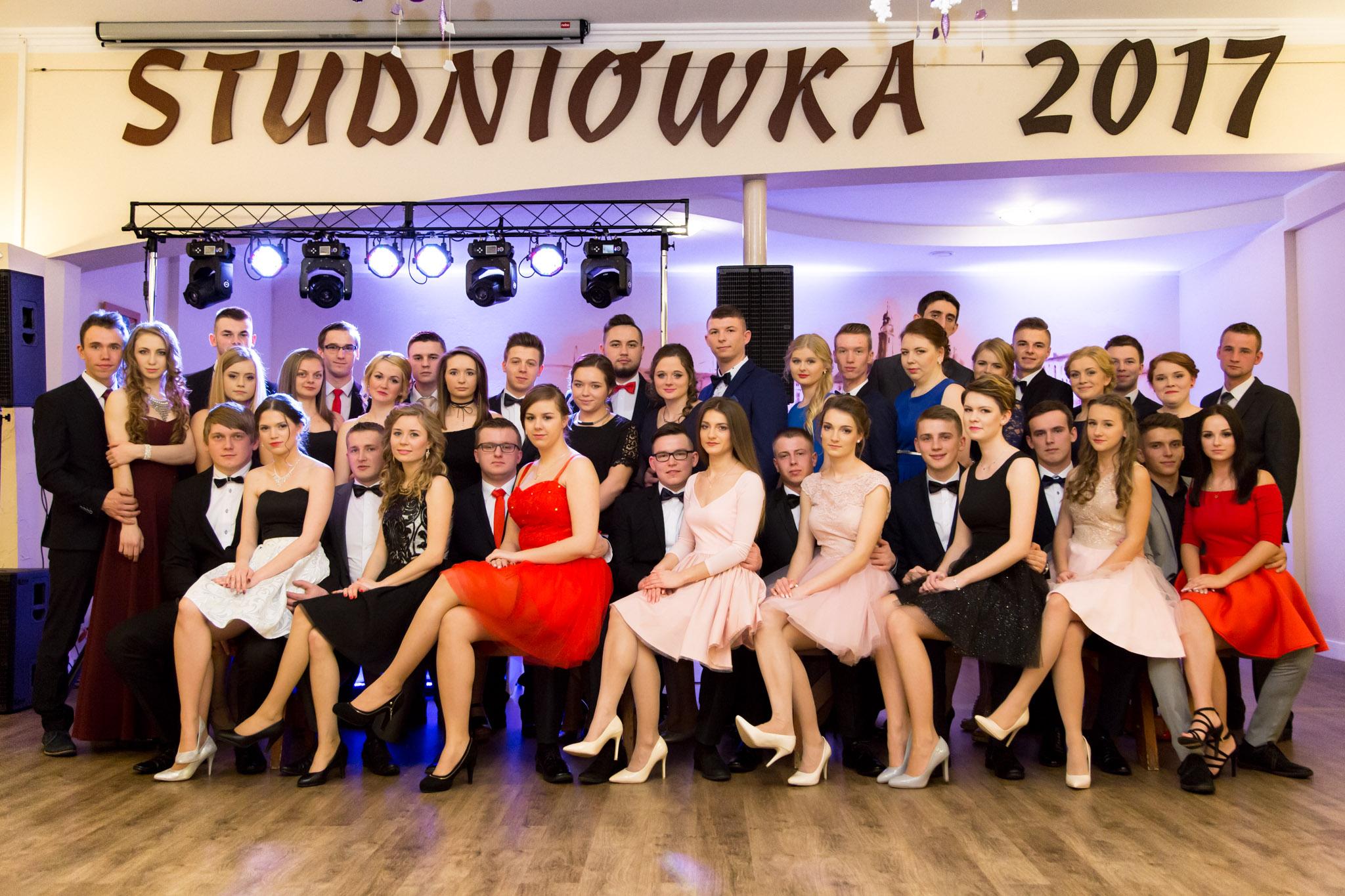 Studniówka 2017 – ZSZ Olesno