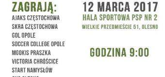 Turniej Piłki Nożnej o Puchar Prezesa OKS Olesno – Rocznik 2009