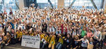 Rekord Polski w rozwinięciu liczby Pi pobity przez gimnazjalistów z PG1 w Oleśnie!
