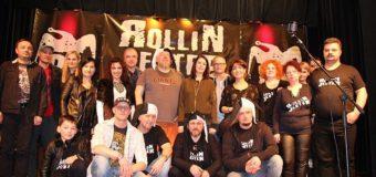 Koncert zespołu Rollin Jester – Muzyka sposobem na życie