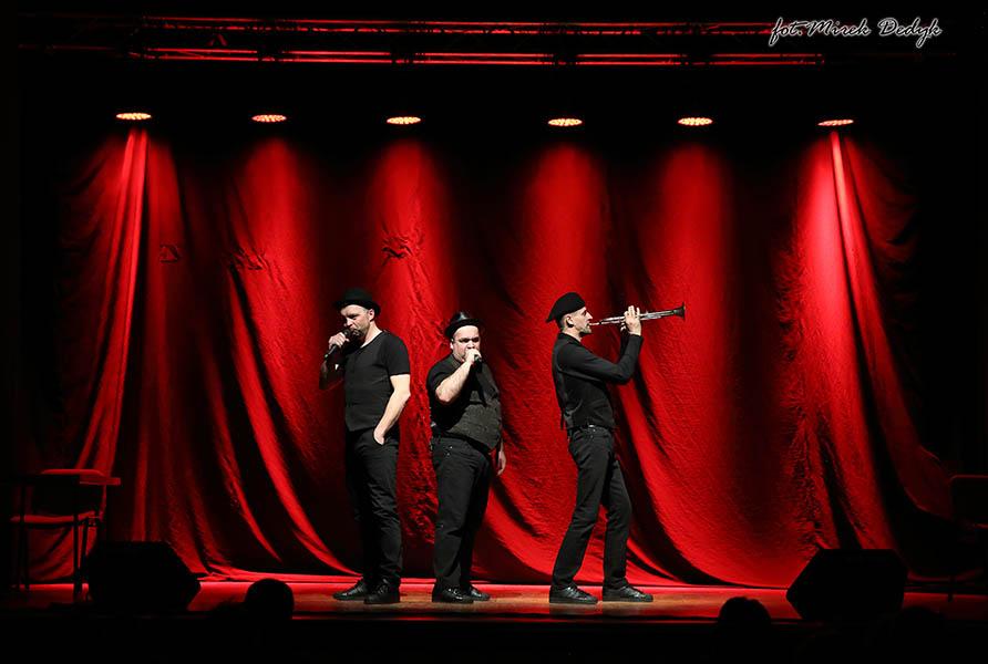 Kabaret Ani Mru-Mru w Oleśnie