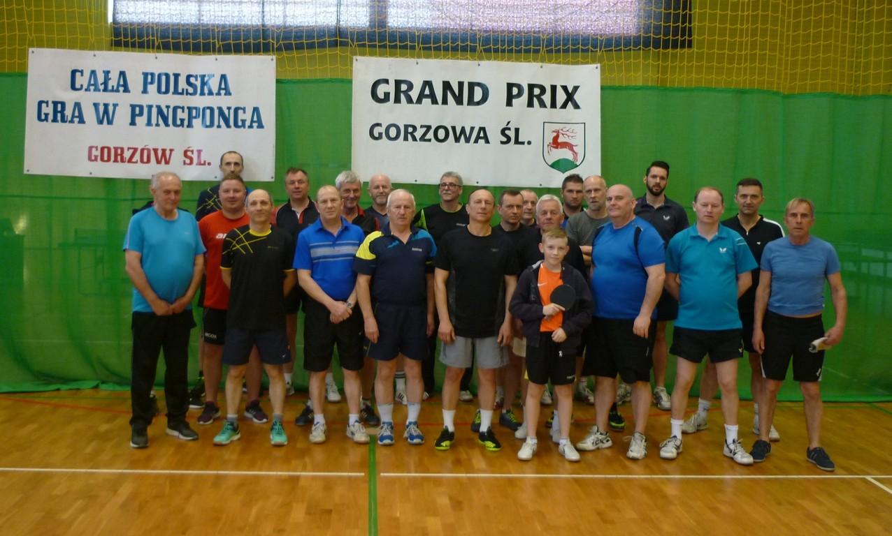 XI Grand Prix Gorzowa Śląskiego – runda finałowa
