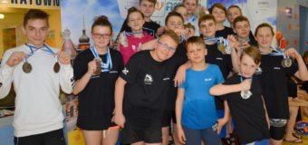 23 medale dla VEGI Dobrodzień oraz tytuł Najlepszej Zawodniczki w Legnicy
