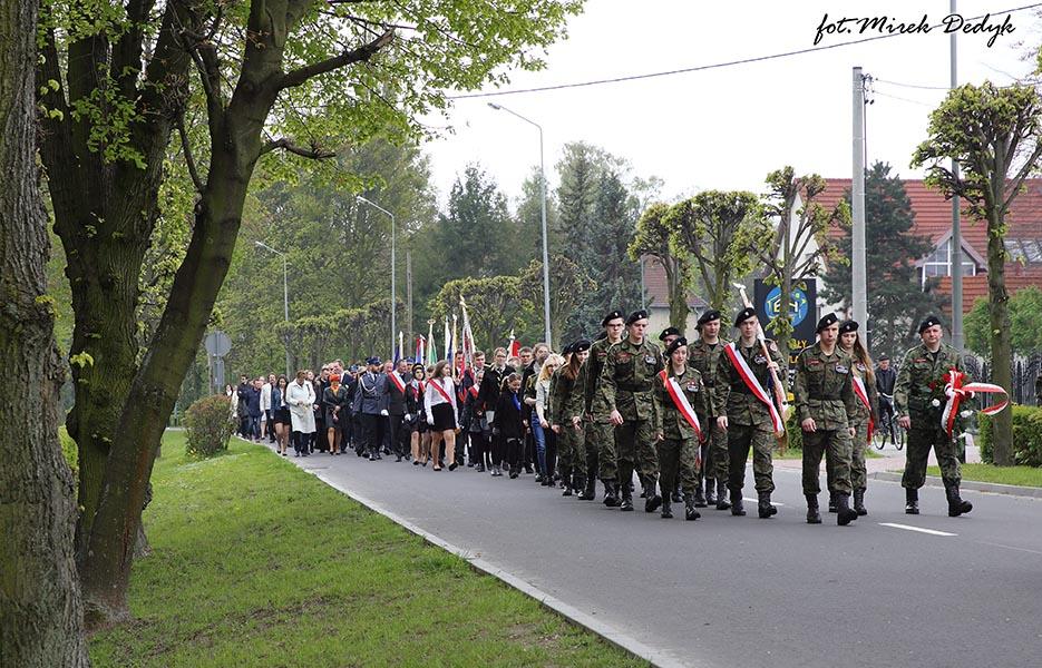 Święto Narodowe Konstytucji Trzeciego Maja w Oleśnie
