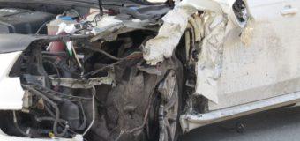 Cztery osoby poszkodowane w wypadku w Grodzisku
