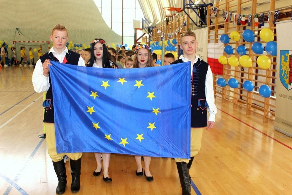 Dzień Europy w Oleśnie