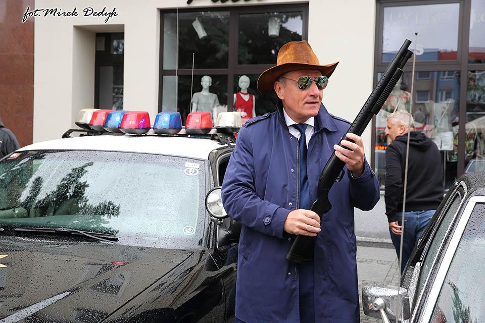 Amerykańskie samochody zawładnęły Olesnem