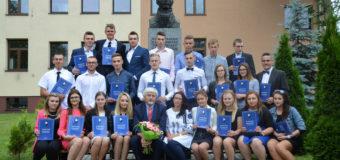 Zakończenie roku szkolnego w ZSZ w Oleśnie