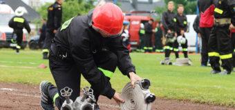 OSP Wysoka zdominowała gminne zawody strażackie