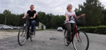 Niemal tysiąc rowerowych kilometrów pracowników Orasu – rekord pobity!