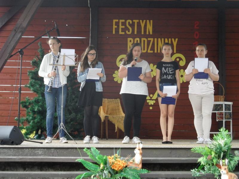 Mieszkańcy Borek Wielkich bawili się na rodzinnym festynie