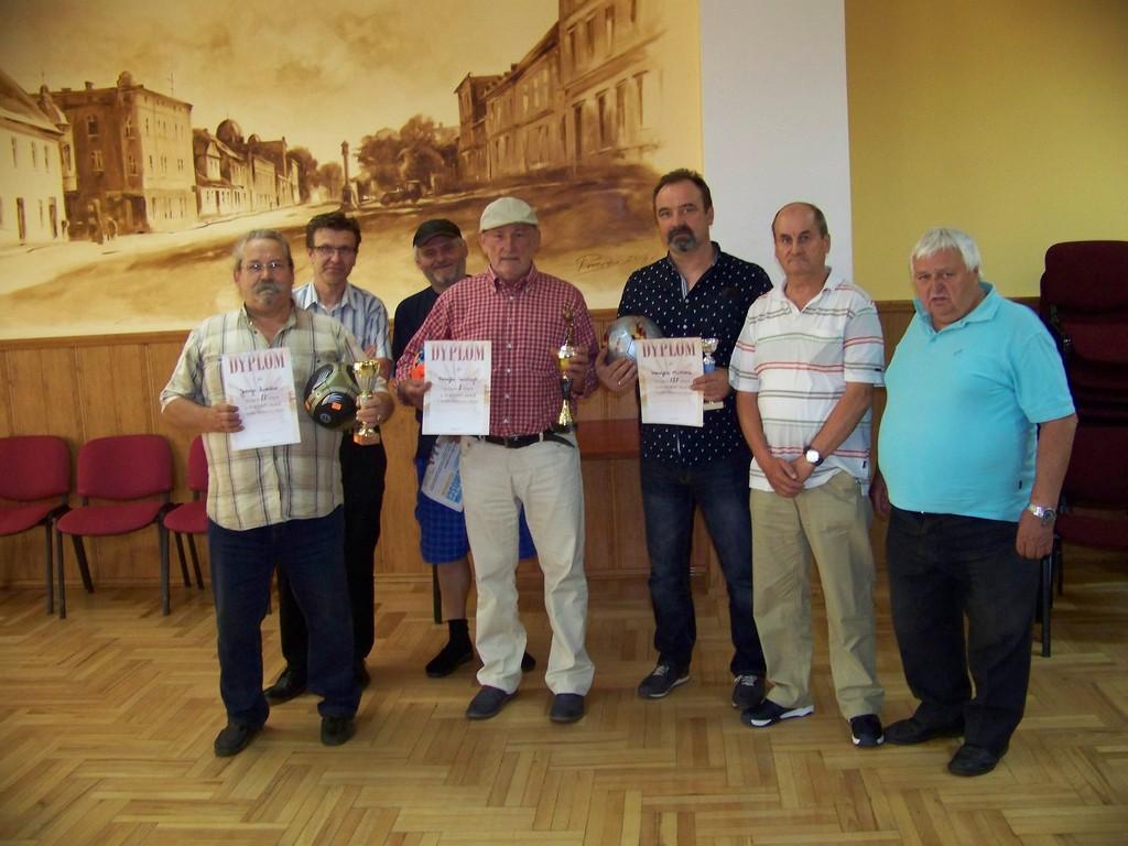 Finałowy Turniej Skata o Puchar Burmistrza Olesna