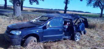 Śmiertelny wypadek w Borkach Małych. Nie żyją dwie osoby