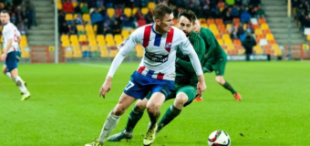 Adam Deja z golem i zmarnowanym rzutem karnym. Cracovia awansuje w Pucharze