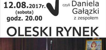 Daniel Gałązka z zespołem – Olesno