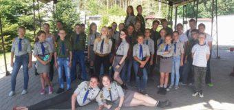 Olescy harcerze udali się w podróż dookoła świata