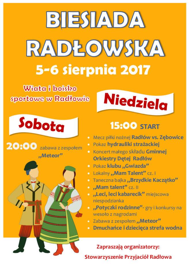 biesiadaradlowska2017-plakat