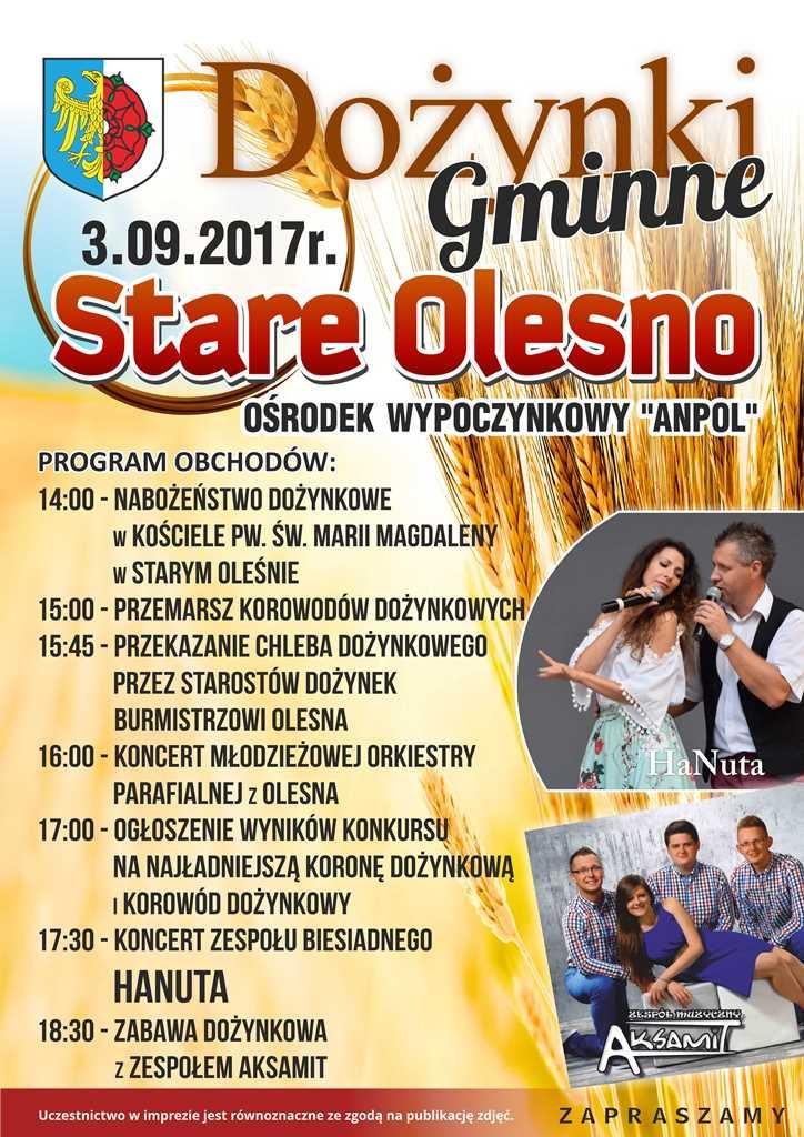 dozynki_stare_olesno_2017