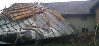Orkan Ksawery nawiedził powiat oleski – podsumowanie