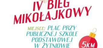 IV Bieg Mikołajkowy – Żytniów