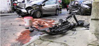 4 osoby poszkodowane po wypadku w Dobrodzieniu