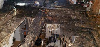 Pożar budynku w Praszce. Ewakuowano 10 osób. Alarmował 12 latek