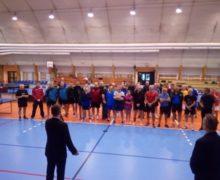Ogólnopolski Turniej Tenisa Stołowego w Praszce