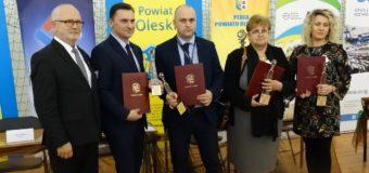 IX Forum Ekonomiczne Kooperacja 2017 i Perły Powiatu Oleskiego